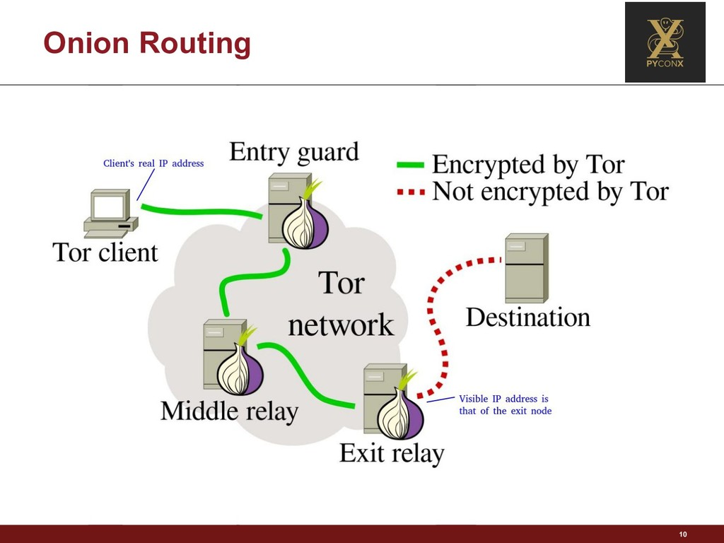 10 Onion Routing
