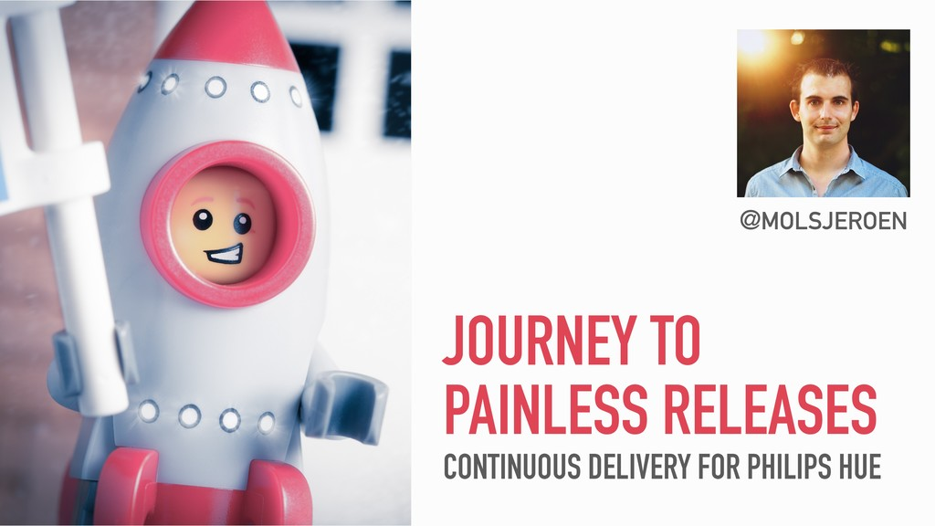 @MOLSJEROEN JOURNEY TO PAINLESS RELEASES CONTIN...