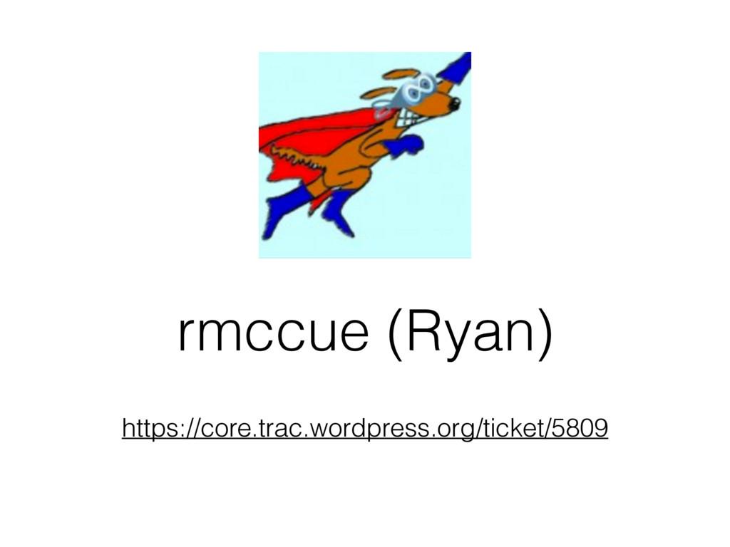 rmccue (Ryan) https://core.trac.wordpress.org/t...