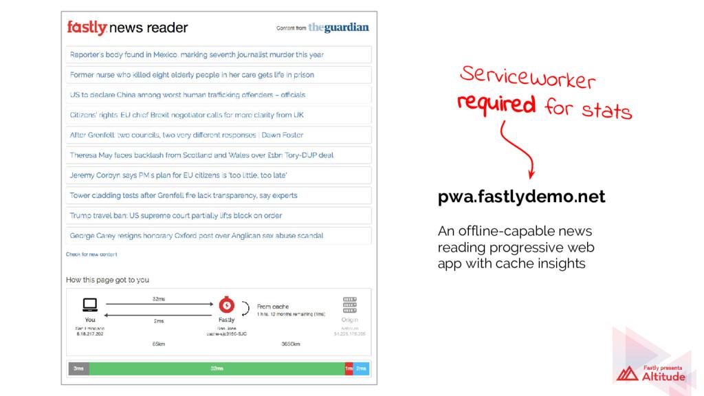 pwa.fastlydemo.net An offline-capable news read...