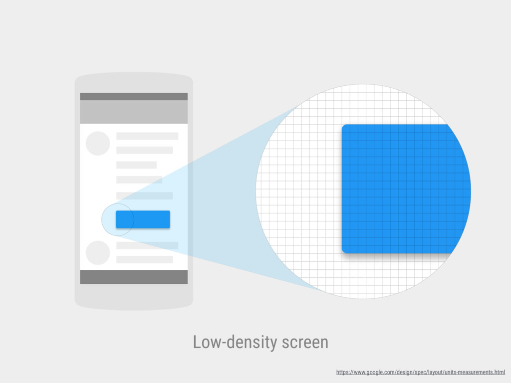 Low-density screen https://www.google.com/desig...