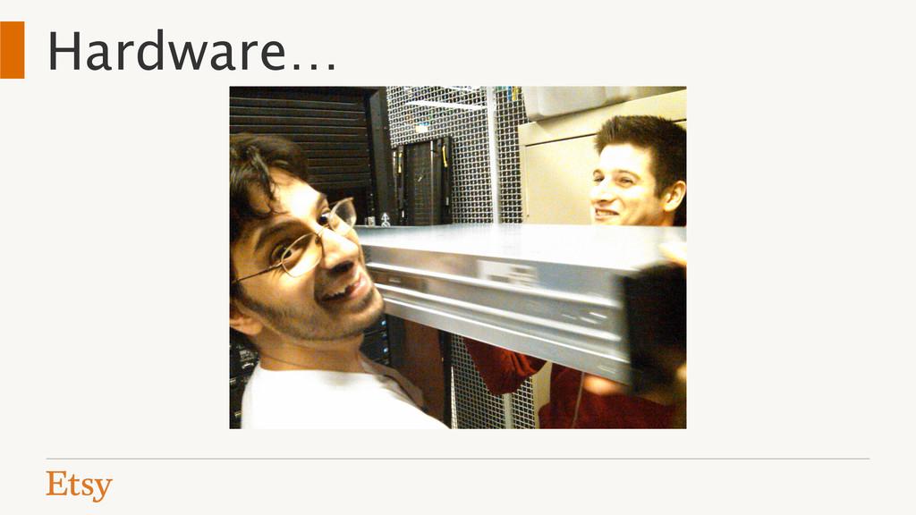 Hardware…