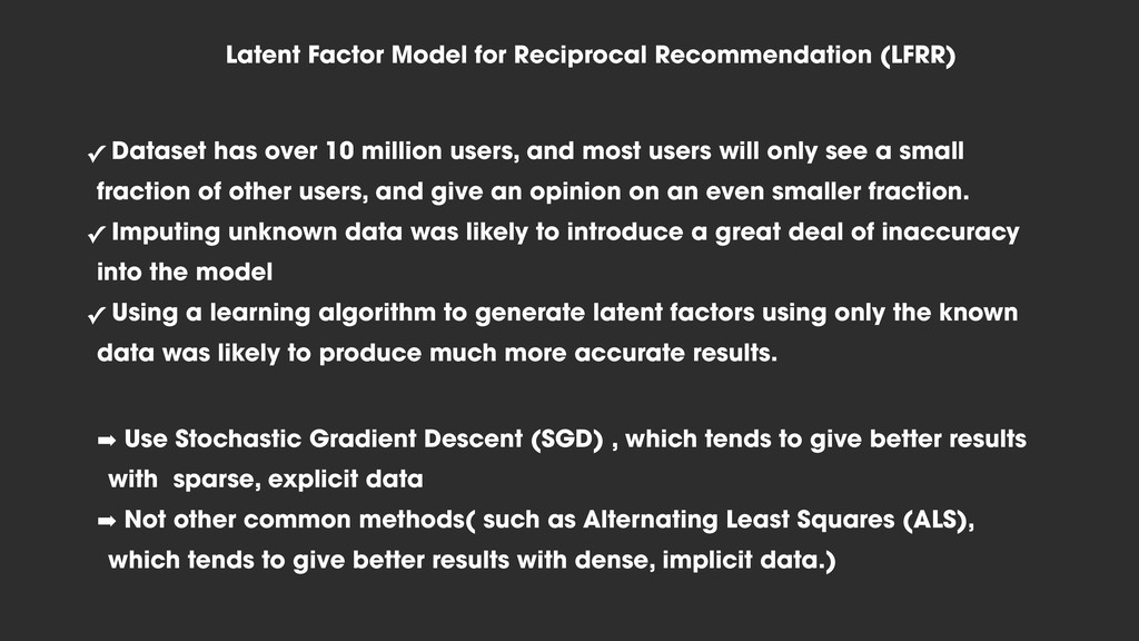 Latent Factor Model for Reciprocal Recommendati...