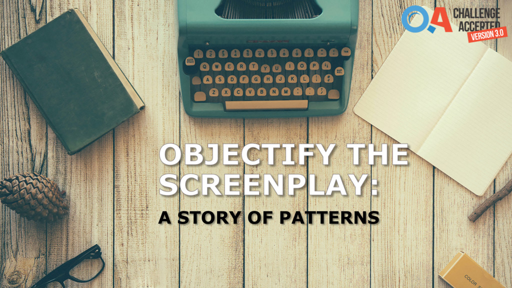 A STORY OF PATTERNS