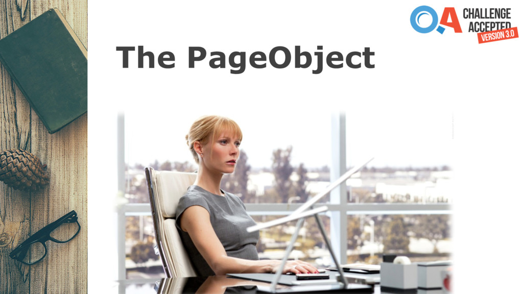 The PageObject