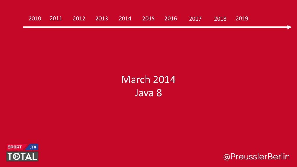 @PreusslerBerlin 2010 2011 2012 2013 2014 2015 ...