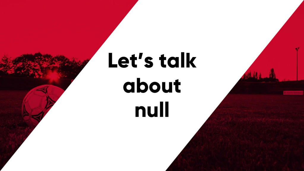 @PreusslerBerlin Let's talk about null
