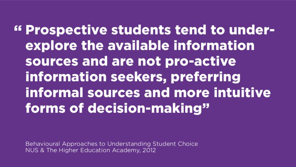""" Behavioural Approaches to Understanding Stude..."