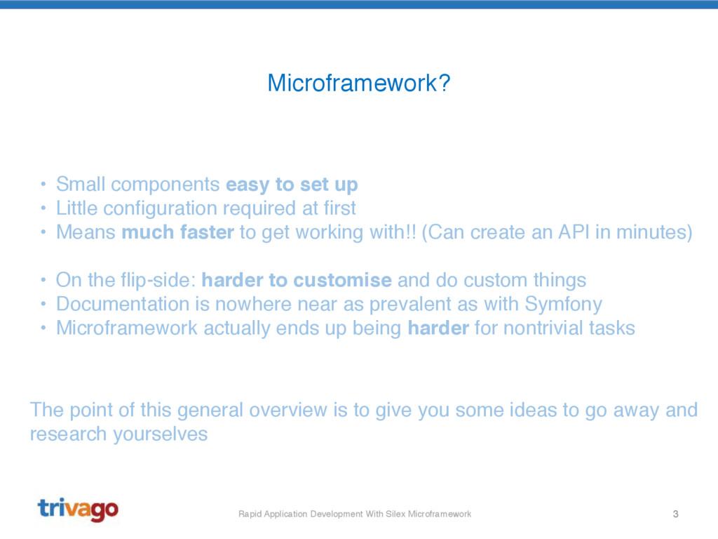 3 Rapid Application Development With Silex Micr...