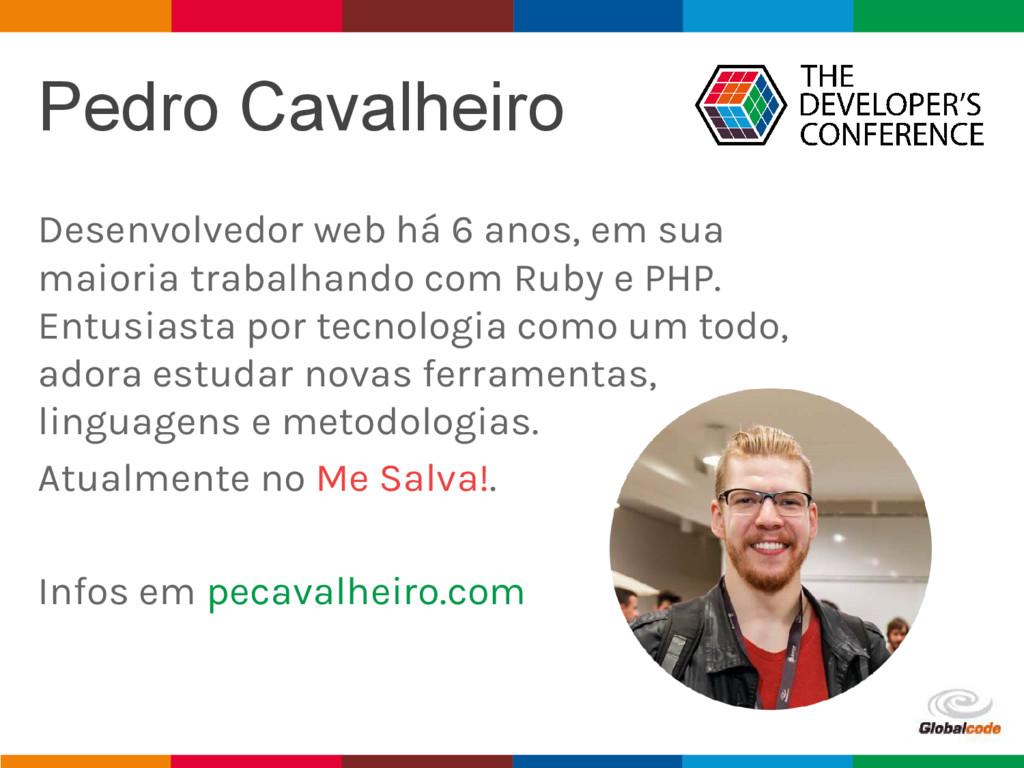 pen4education Pedro Cavalheiro Desenvolvedor we...
