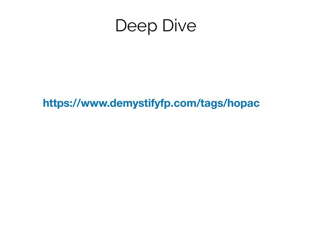 Deep Dive https://www.demystifyfp.com/tags/hopac