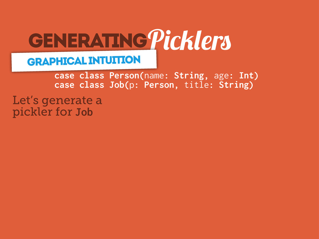 GeneratingP r case class Person(name: String, a...