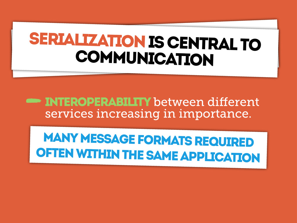 communication is central interoperability betwe...
