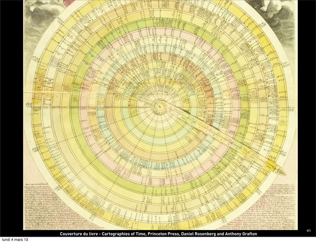 Couverture du livre - Cartographies of Time, Pr...