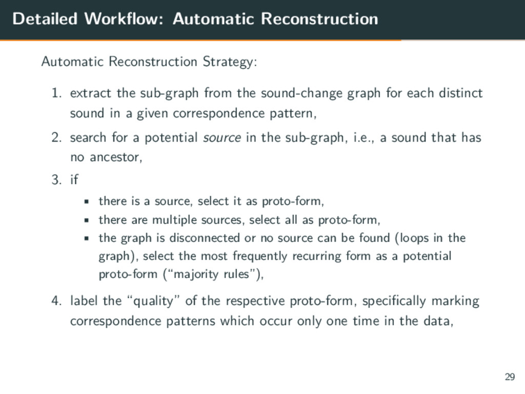 Detailed Workflow: Automatic Reconstruction Aut...