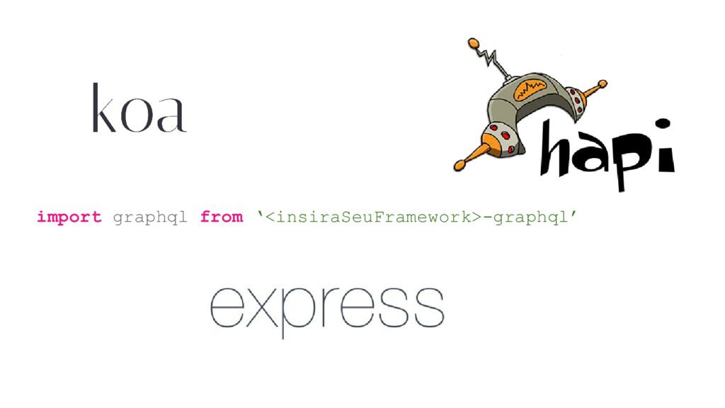 import graphql from '<insiraSeuFramework>-graph...