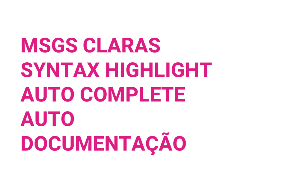 MSGS CLARAS SYNTAX HIGHLIGHT AUTO COMPLETE AUTO...