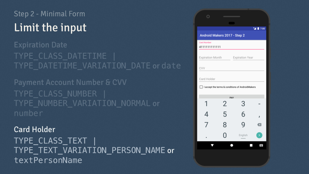 Step 2 - Minimal Form Expiration Date TYPE_CLAS...