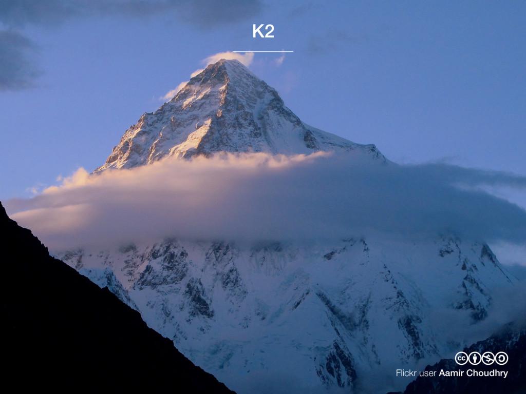 cbna Flickr user Aamir Choudhry K2