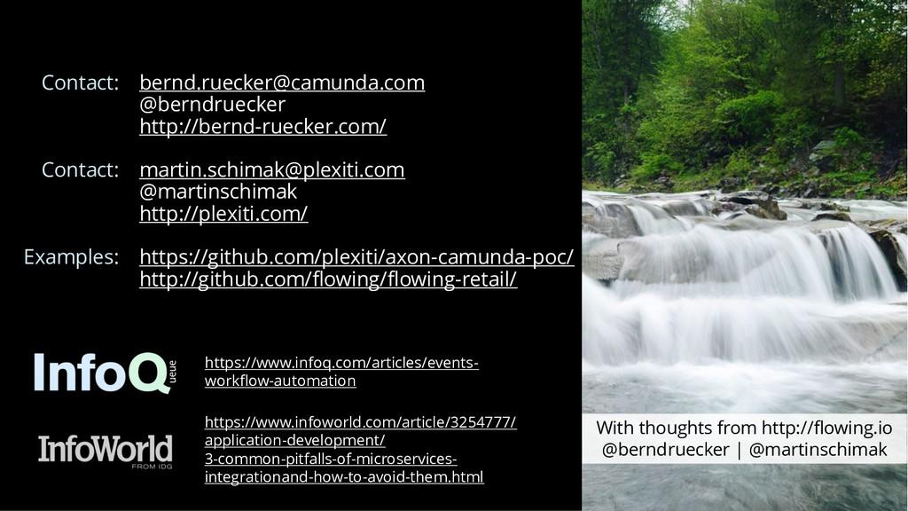 bernd.ruecker@camunda.com @berndruecker http://...