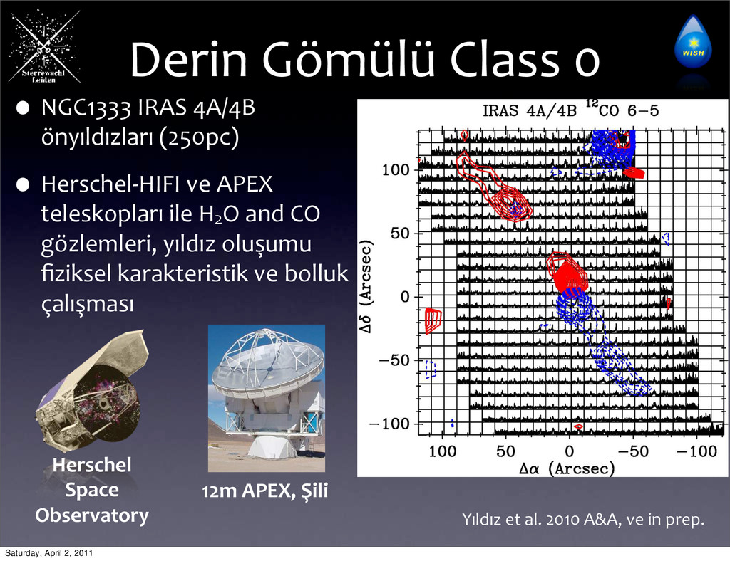 12m APEX, Şili  Derin Gömülü Cla...