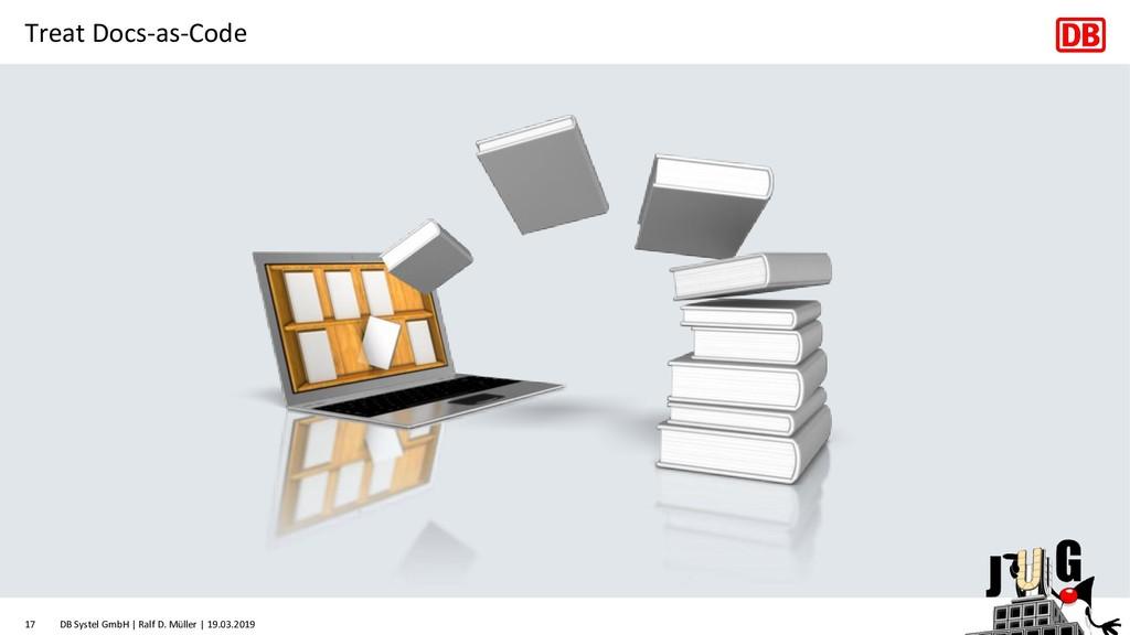 Treat Docs-as-Code DB Systel GmbH | Ralf D. Mül...