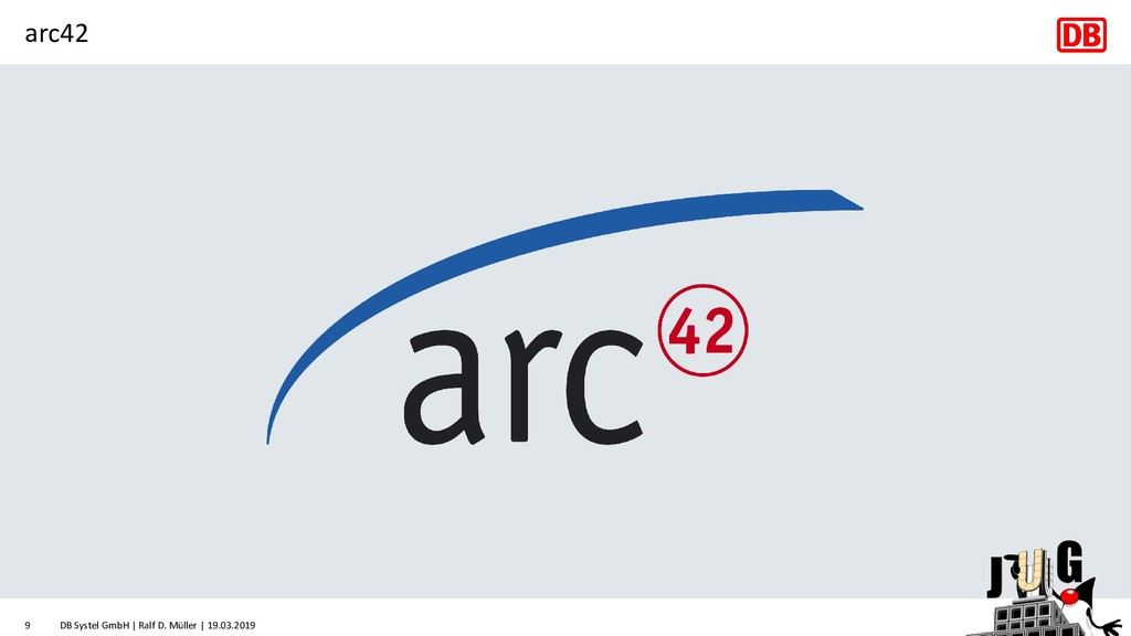 arc42 DB Systel GmbH | Ralf D. Müller | 19.03.2...