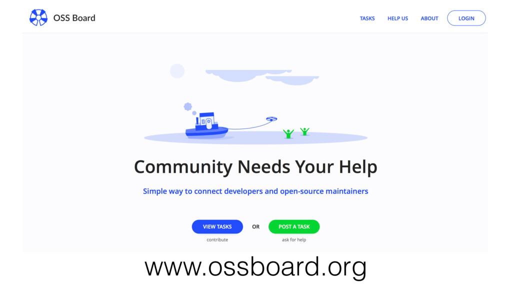 www.ossboard.org