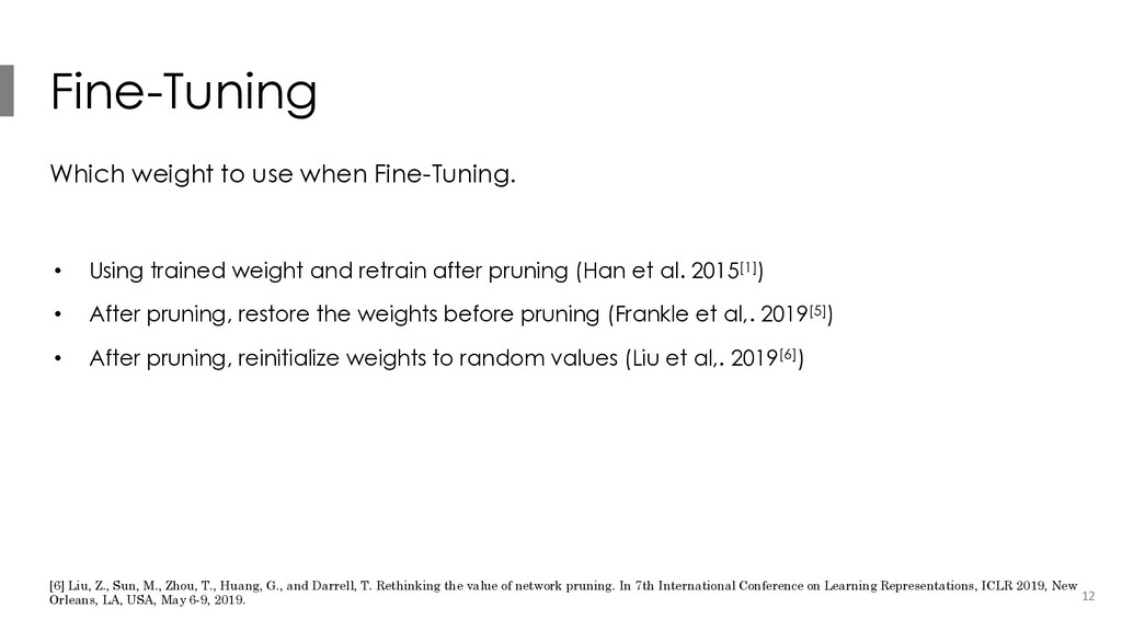 Fine-Tuning Which weight to use when Fine-Tunin...