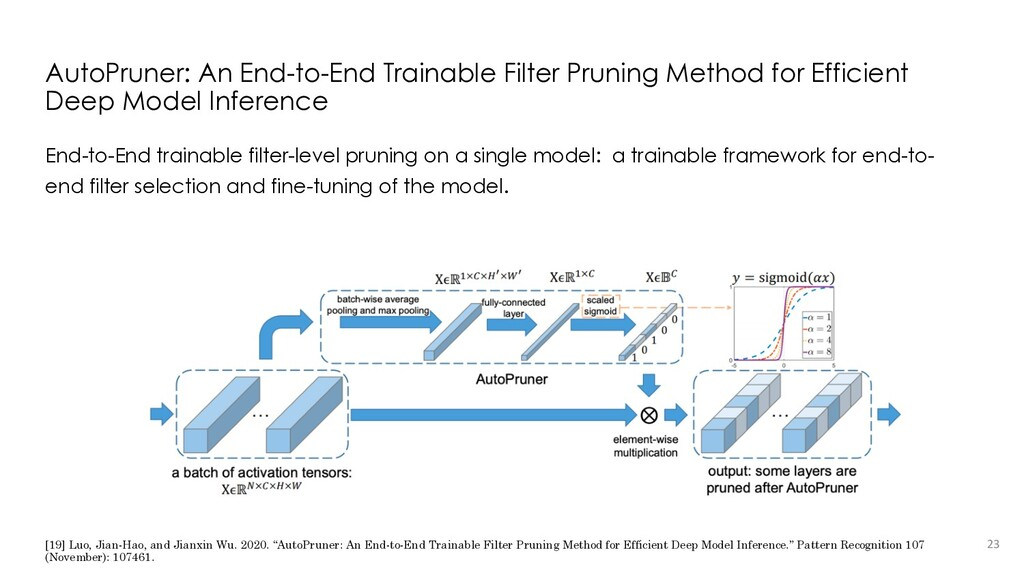 AutoPruner: An End-to-End Trainable Filter Prun...