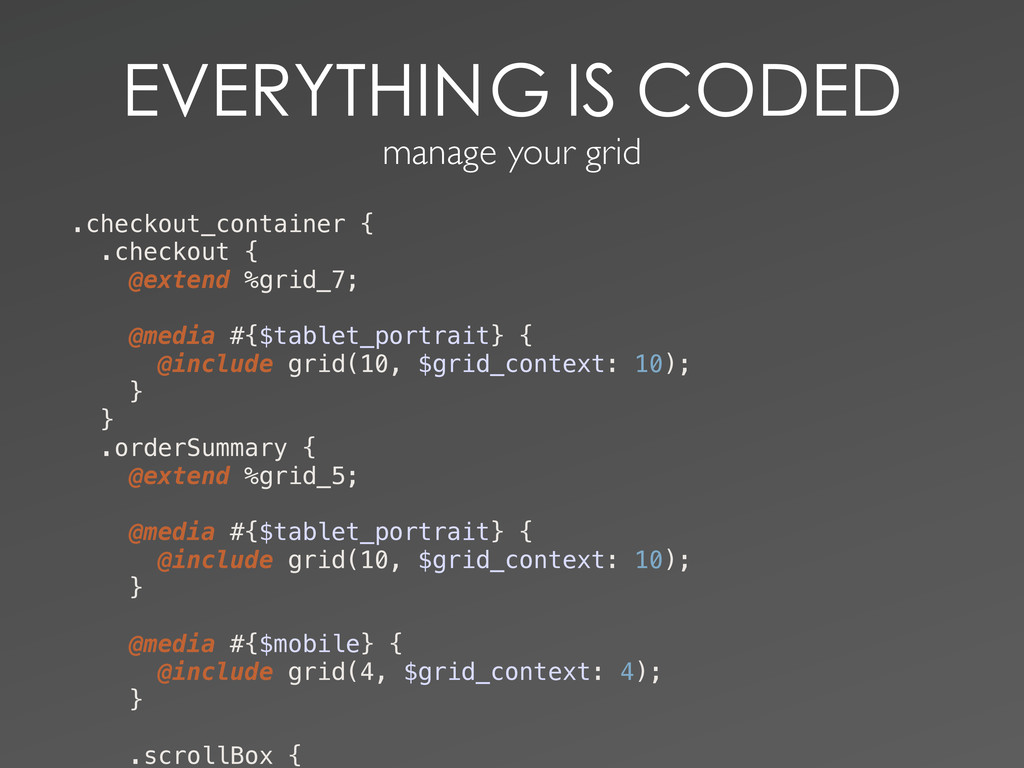 manage your grid .checkout_...