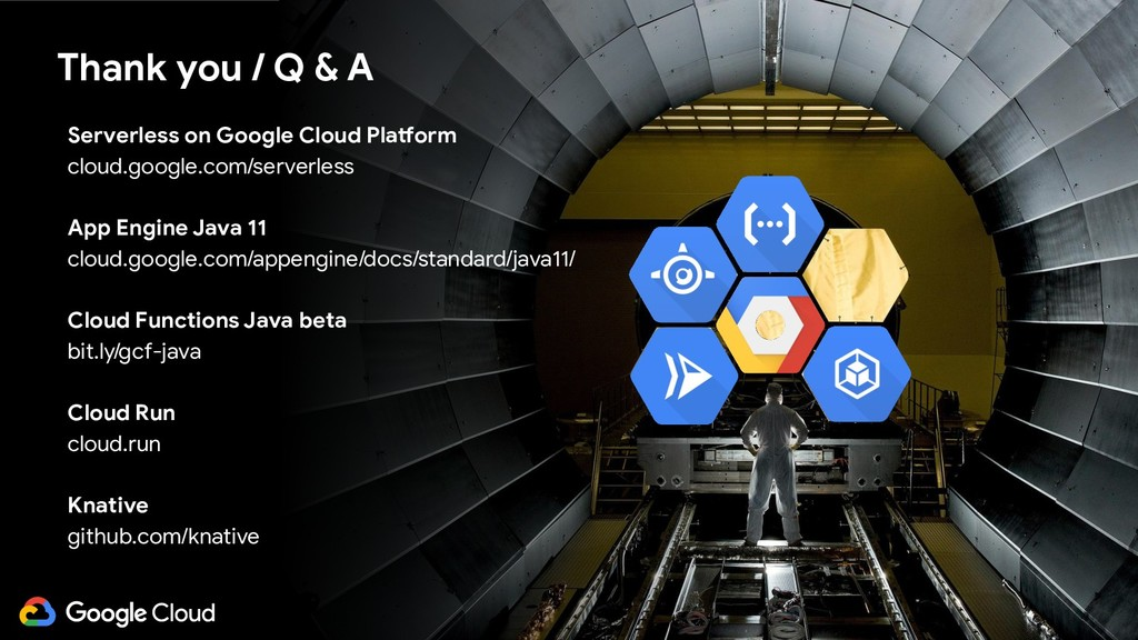 @glaforge Serverless on Google Cloud Platform c...