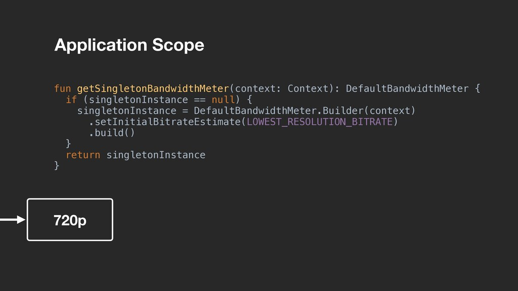 Application Scope 720p fun getSingletonBandwidt...