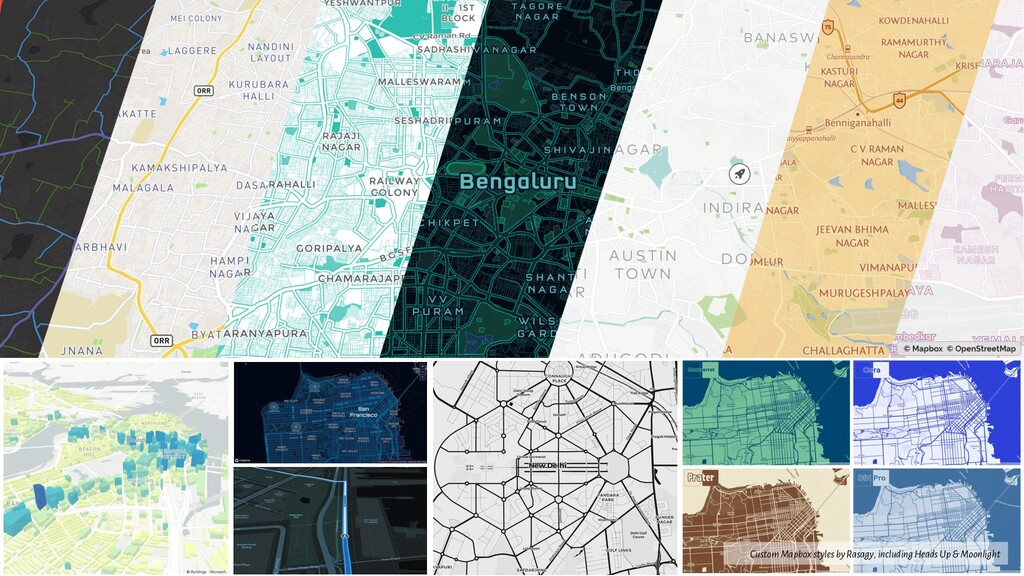 Custom Mapboxstyles by Rasagy, including Heads ...
