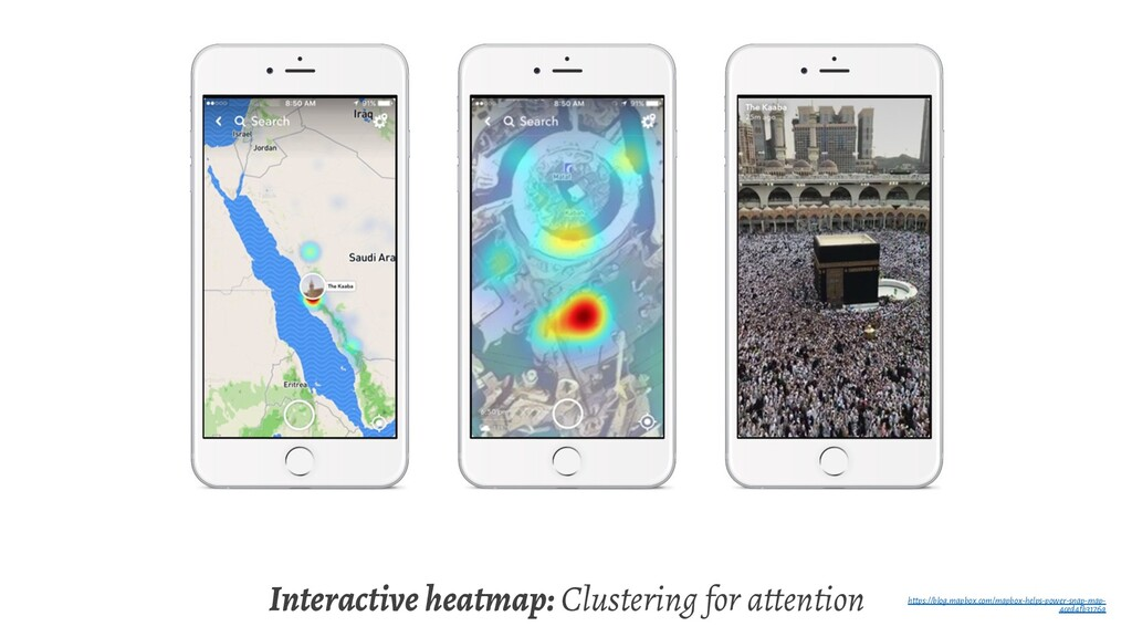 Interactive heatmap: Clustering for attention h...