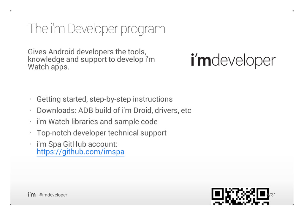 Gives Android developers the tools, knowledge a...