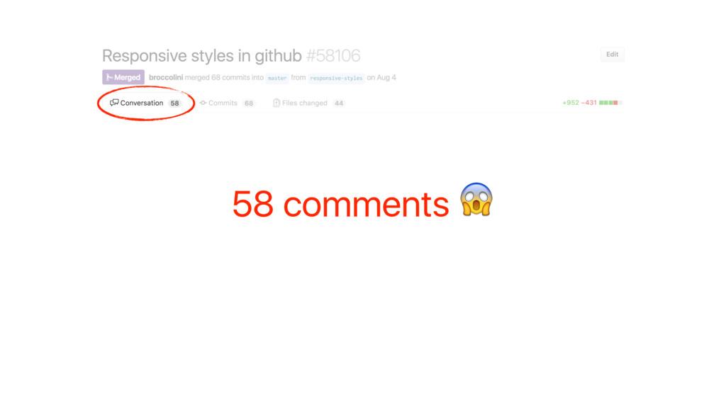 58 comments