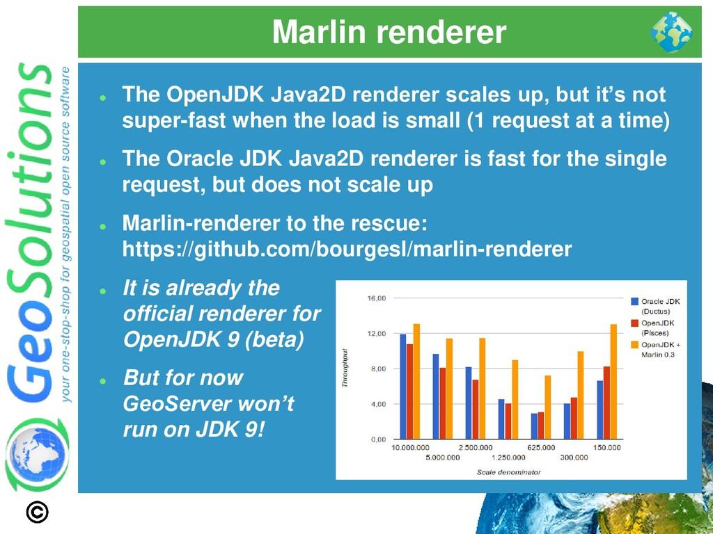 Marlin renderer ⚫ The OpenJDK Java2D renderer s...