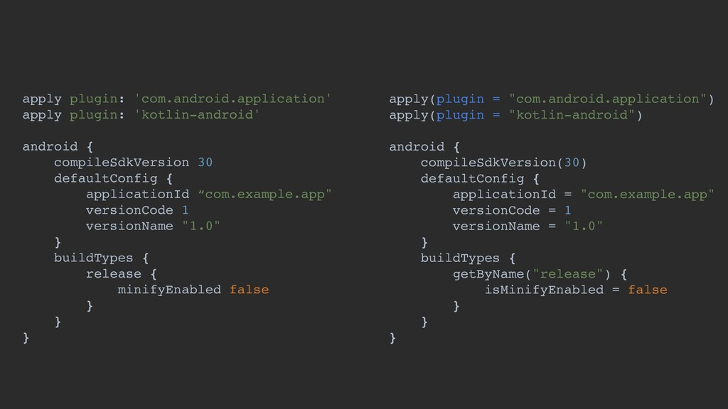 apply plugin: 'com.android.application' apply p...