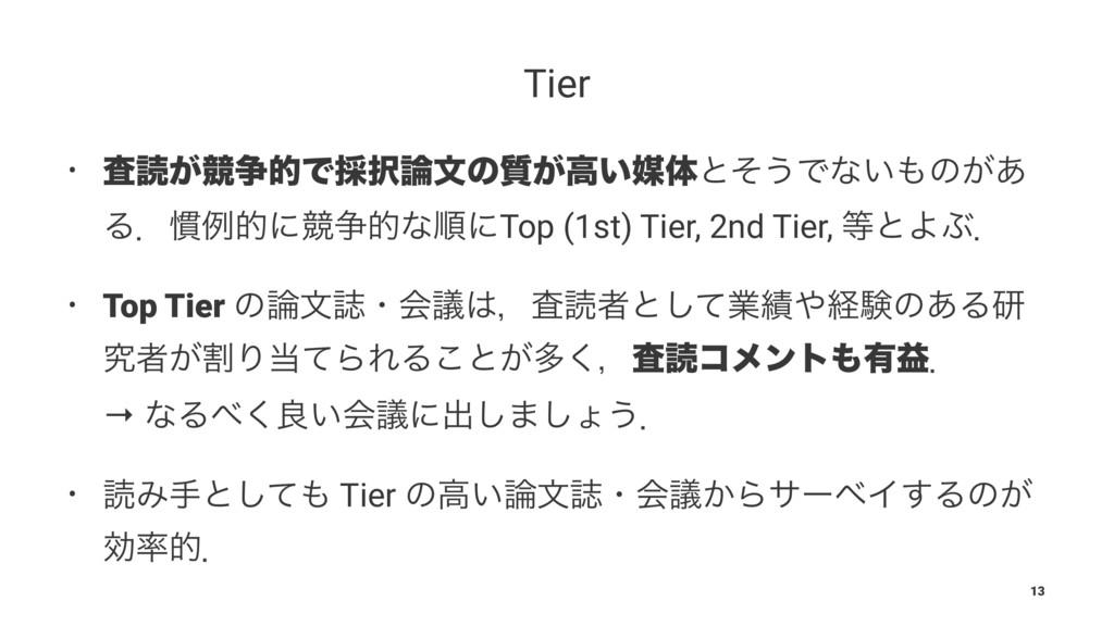 Tier • ࠪಡ͕ڝ૪తͰ࠾จͷ࣭͕ߴ͍ഔମͱͦ͏Ͱͳ͍ͷ͕͋ Δɽ׳ྫతʹڝ૪తͳॱ...