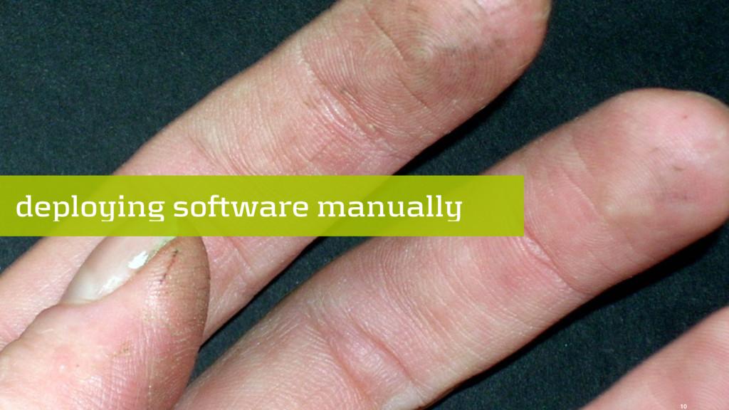 deploying software manually 10