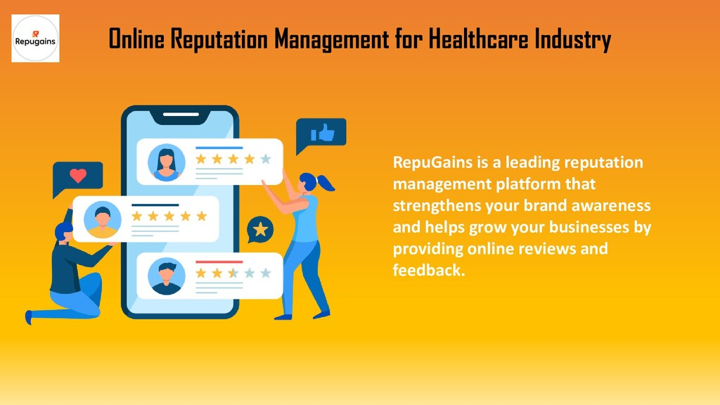 RepuGains is a leading reputation management pl...