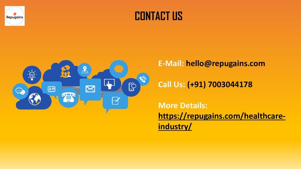 CONTACT US E-Mail: hello@repugains.com Call Us:...