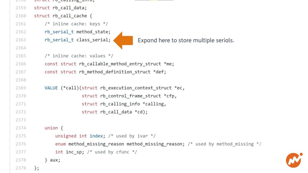 Expand here to store multiple serials.