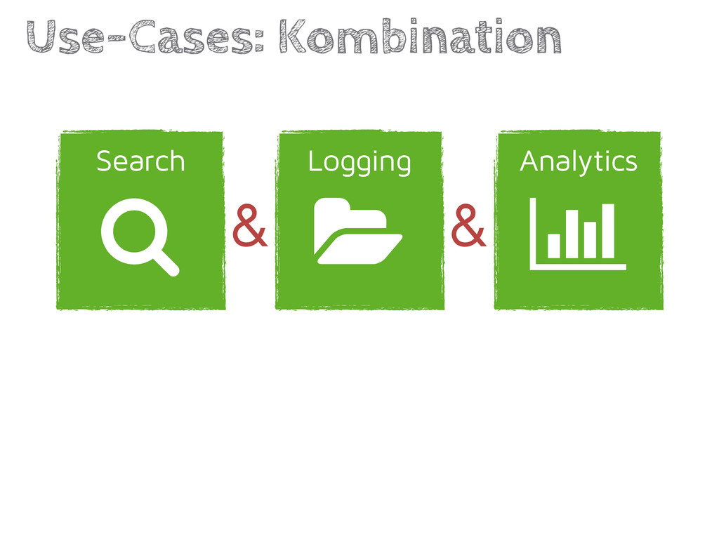 Analytics Logging Use-Cases: Kombination | 1 Se...