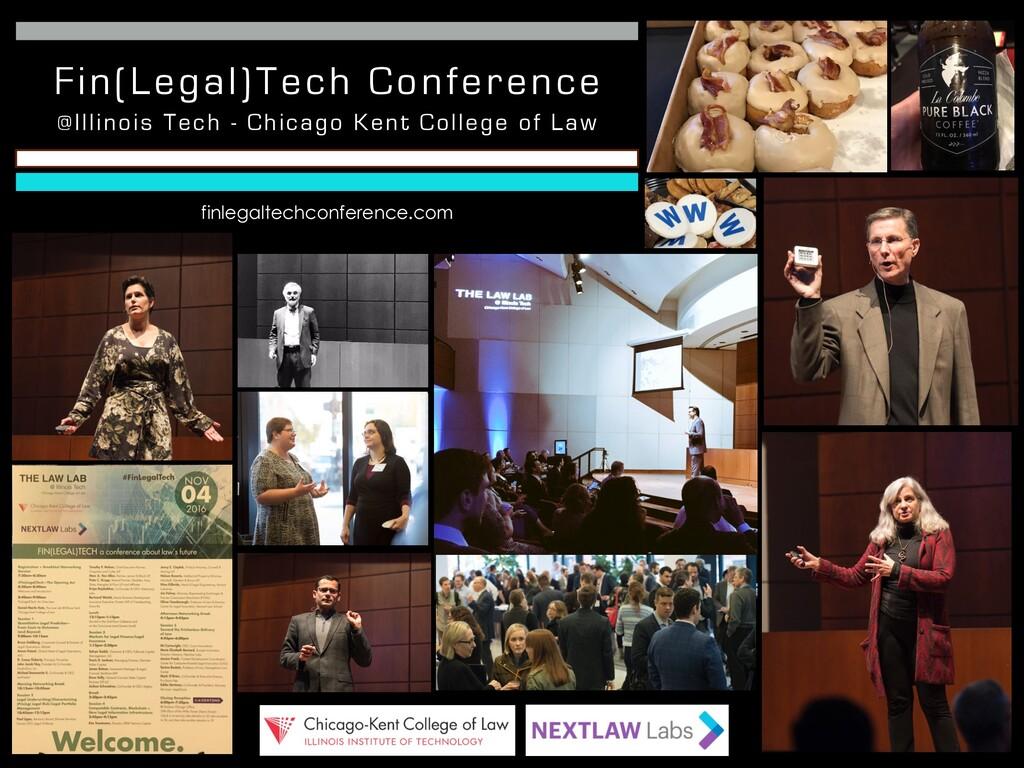 Fin(Legal)Tech Conference finlegaltechconferenc...