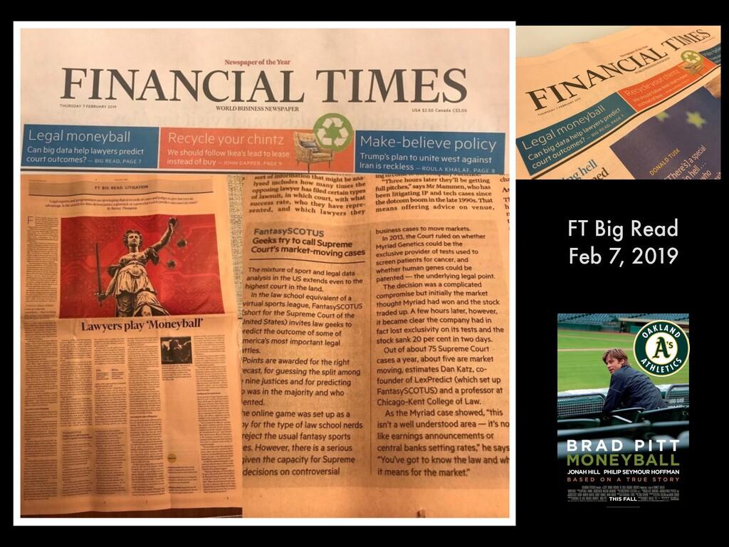 FT Big Read Feb 7, 2019