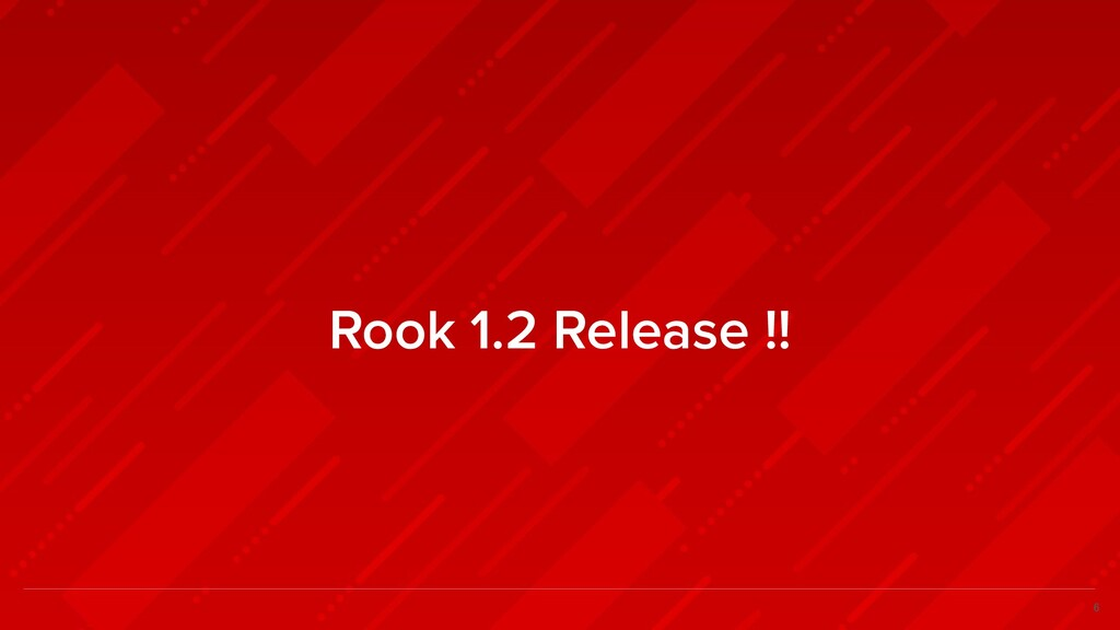 6 Rook 1.2 Release !!