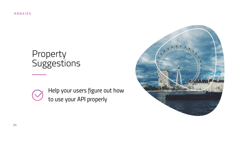 71 Property Suggestions Help your users figure ...
