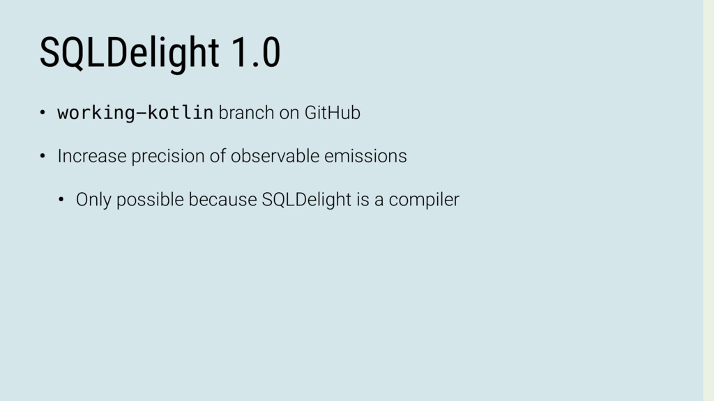 SQLDelight 1.0 • working-kotlin branch on GitHu...